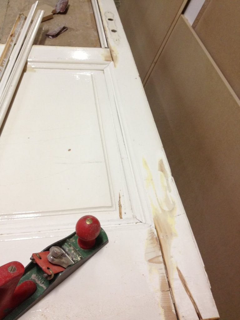 Come Sistemare Una Porta In Legno riparazione porte interne - arredamenti su misura a milano