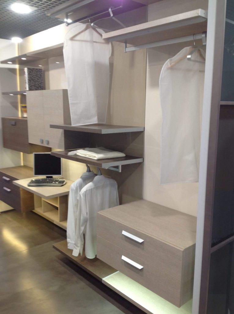Realizzazione Cabine Armadio su Misura - Arredamenti Altamura